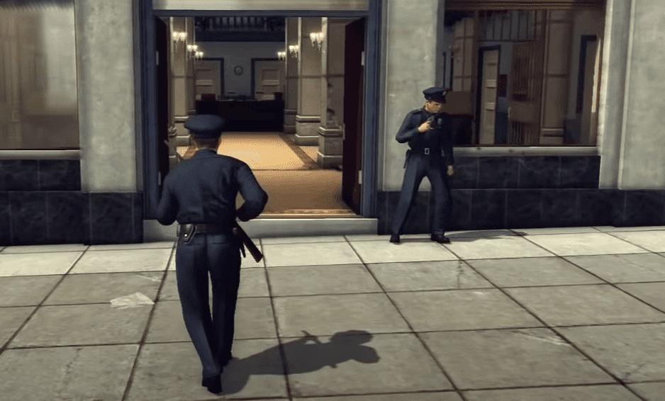 L.A.Noire can be considered as an open world game with the best investigation direction