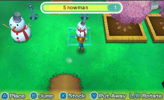 Story of Seasons: Trio Of Towns gameplay