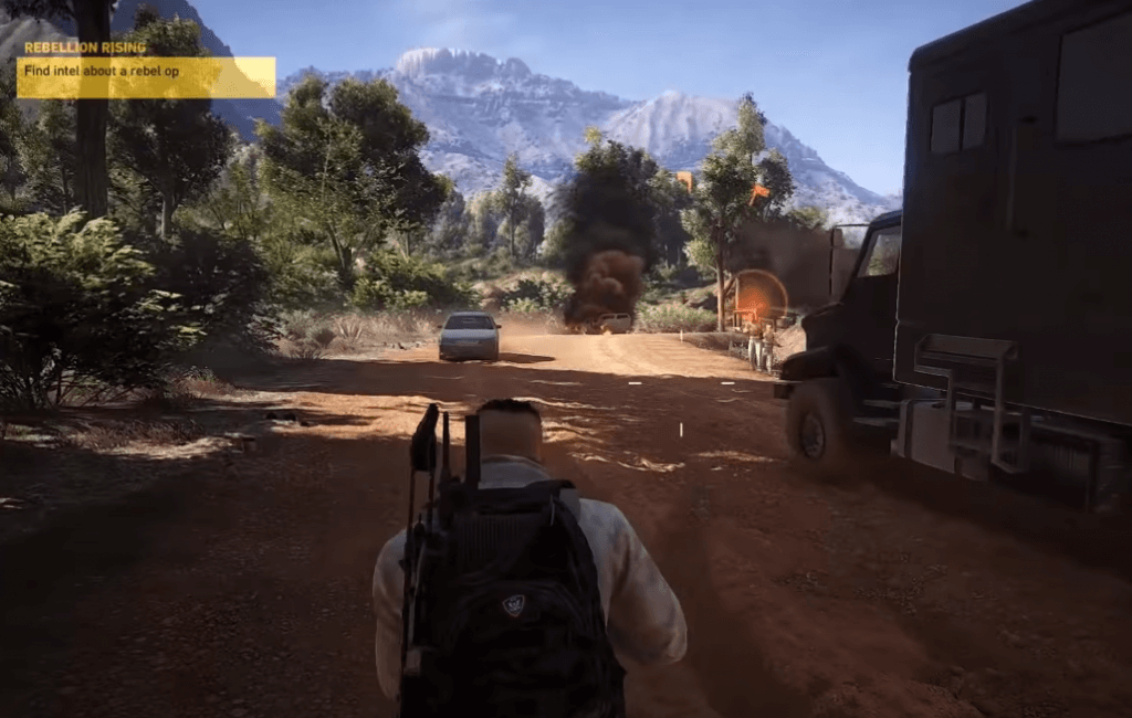 Tom Clancy's Ghost Recon: Wildlands - an outstanding shooting game that features an open world