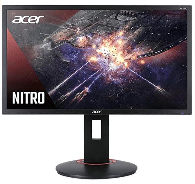 Acer Nitro XFA240Q gaming monitor