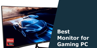 best monitor for gaming pc