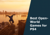 best open world games for ps4