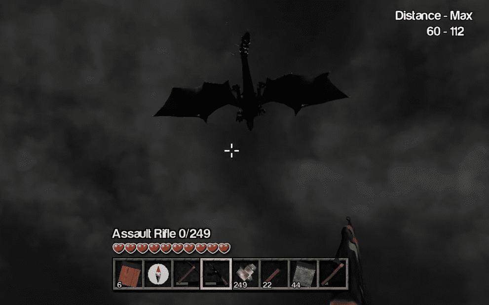 CastleMiner Z gameplay