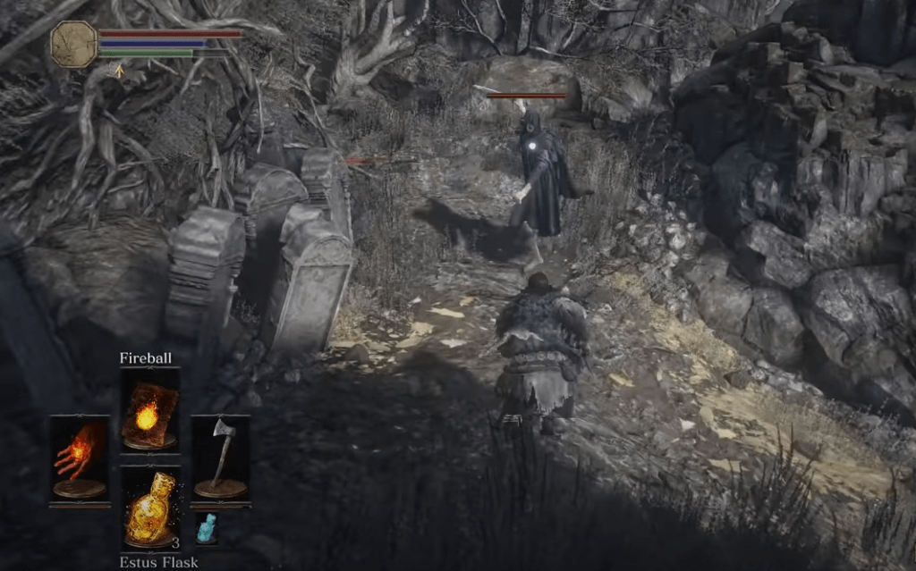 Dark Souls III RPG gameplay Xbox One