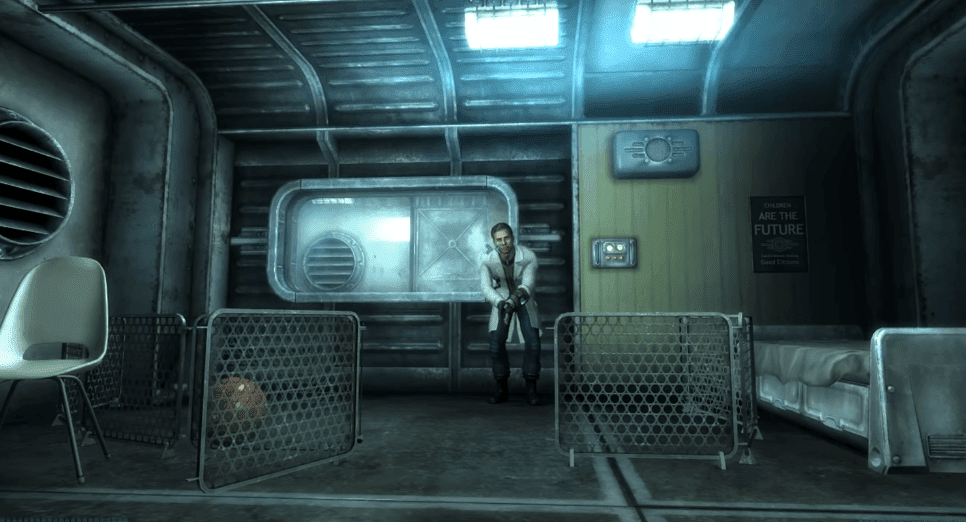 Fallout 3 - one of the best games like Mass Effect available on PC, Xbox One, PS3 and Xbox 360