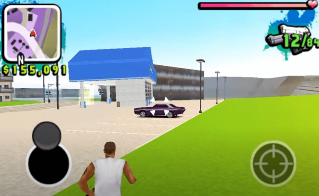 Gangstar West Coast Hustle - an action-adventure open-world game for iOS