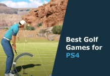 best ps4 golf games