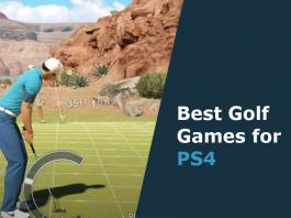 best ps4 golf games