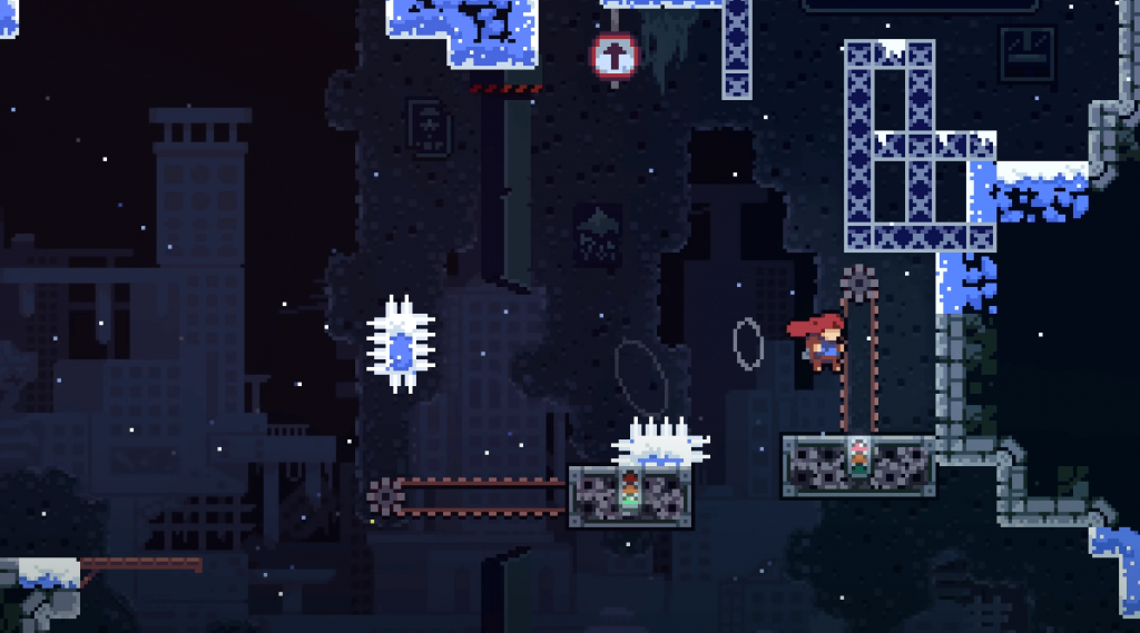 Game like Hollow Knight: Celeste gameplay