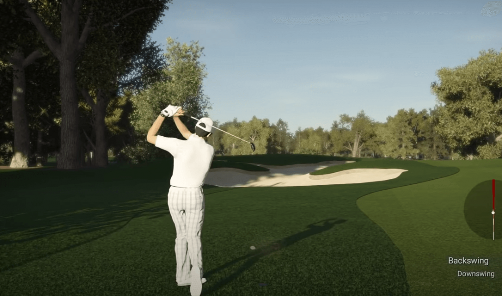 The Golf Club 2 is one of the best PS4 golf games
