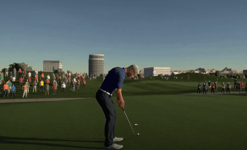 The Golf Club 2019 Featuring PGA Tour is another recommendation as best golf games which are available on PS4, Xbox One, and PC