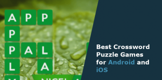 best crossword puzzle games for android and ios