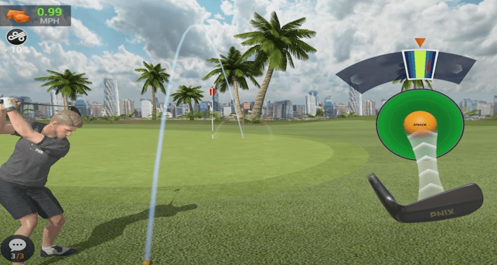 Golf King - World Tour Multiplayer Real Golf