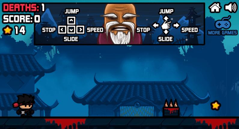 I am the Ninja 2 gameplay