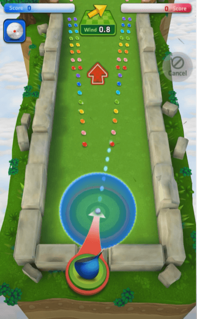 Mini Golf King – Multiplayer Game - one of the best golf game apps