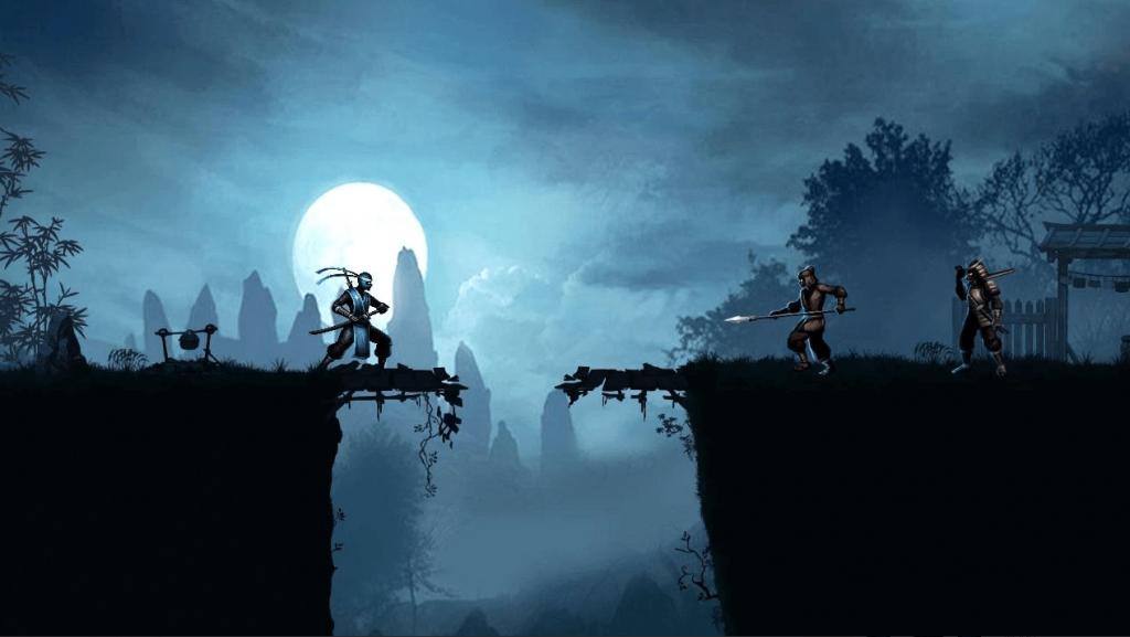 Ninja warrior: legend of adventure games on Android