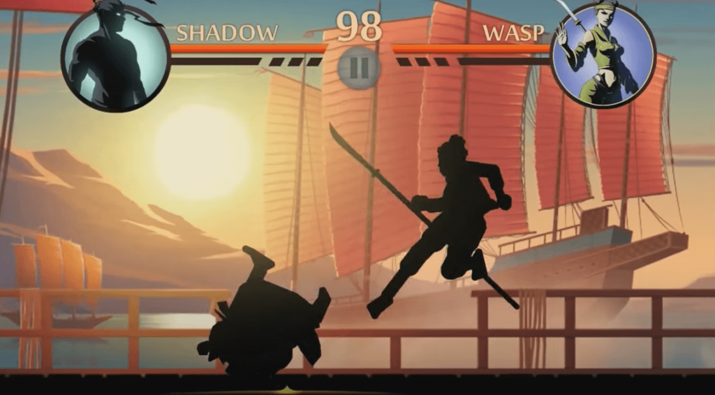 Shadow Fight 2 on Android
