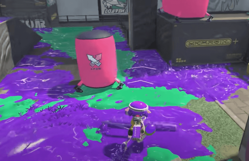 Splatoon 2 most fantastic third person shooting games for Nintendo Switch