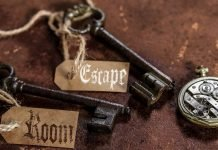 what is an escape room