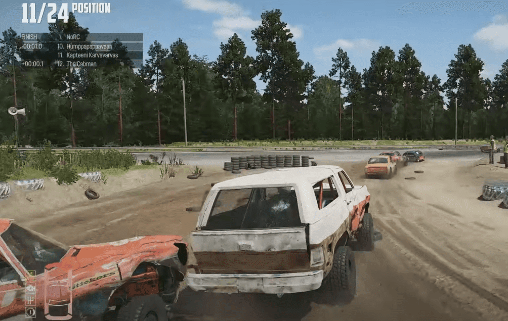 best car customization game ps4: Wreckfest