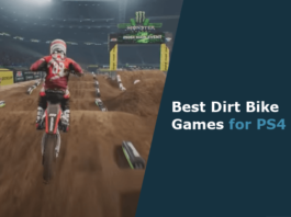 best dirt bike game ps4