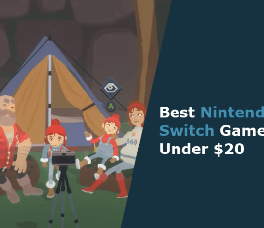 best nintendo switch games under 20 usd