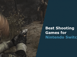 best shooting games for nintendo switch