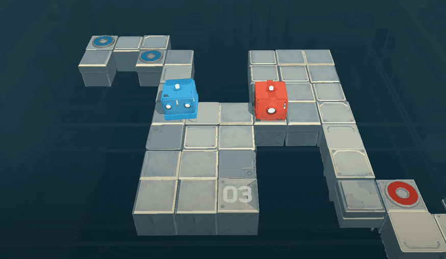 Death Squared gameplay