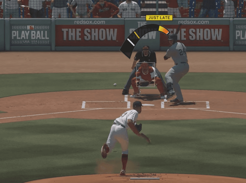 MLB The Show - one of the best baseball games on PS4