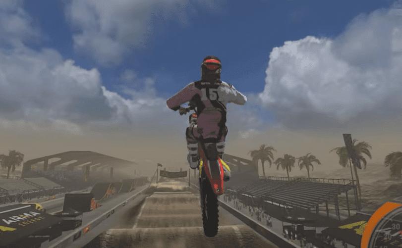 Best dirt bike game: MX vs. ATV: Supercross Encore