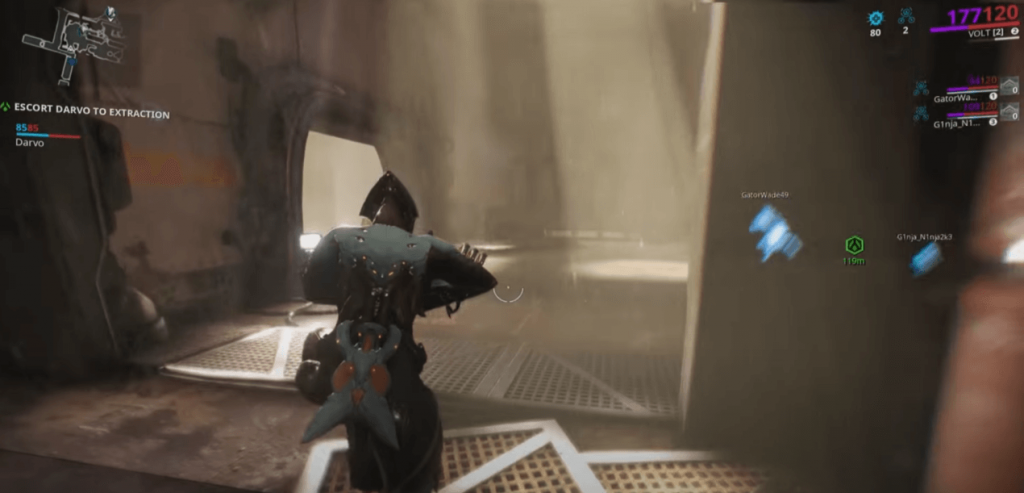 Warframe is a great shooting games that is available over multiple platforms including Nintendo Switch