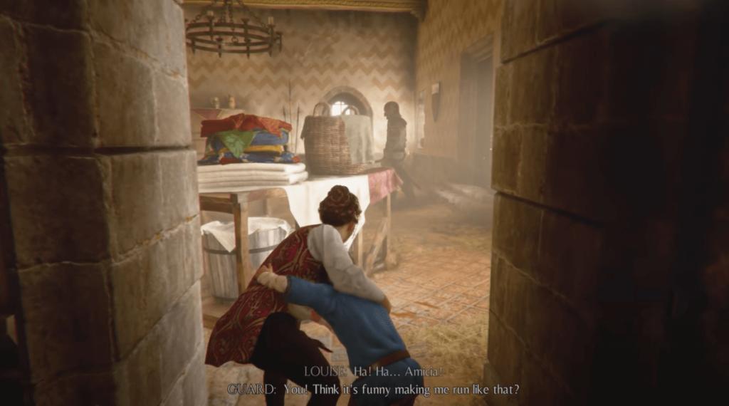 A Plague Tale Innocence gameplay