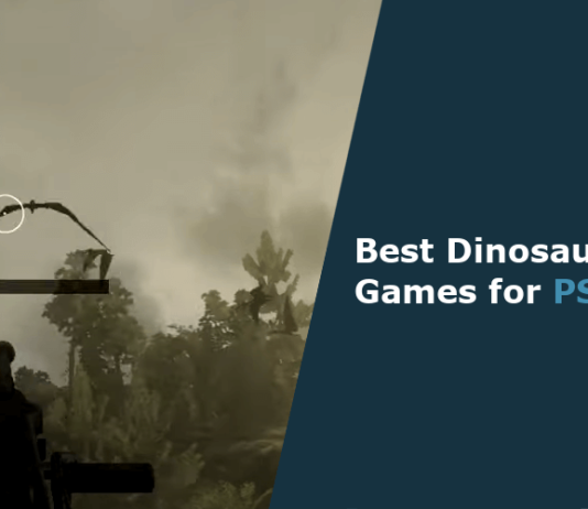 best ps2 dinosaur games